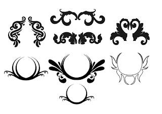 vector floral gratis para diseño