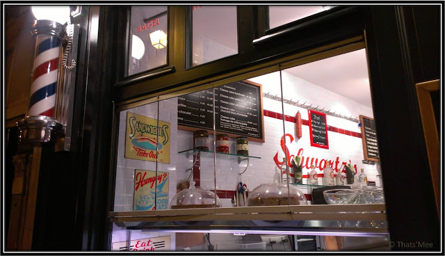 Resto Schwartz's Paris Marais Rue des Ecouffes, Pastrami