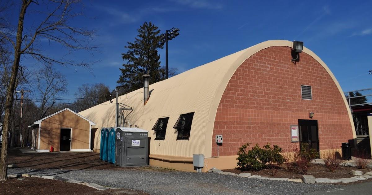 The Reversed View Of Massachusetts Quonset Hut Newton