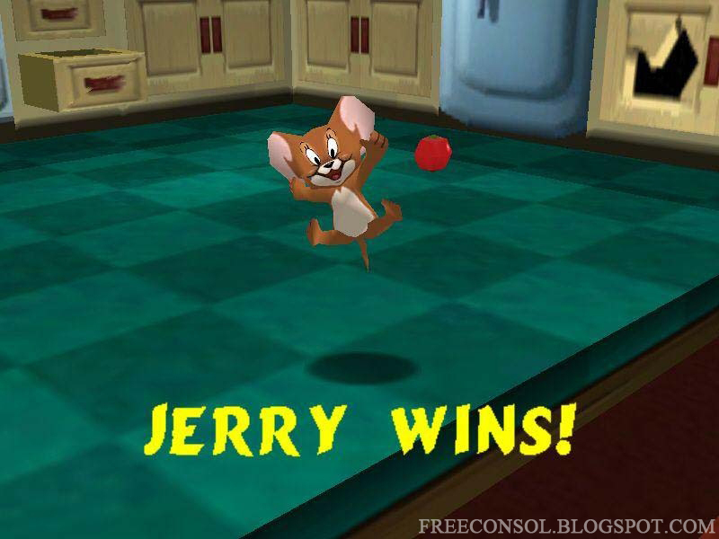 Tom and jerry fists of furry n64