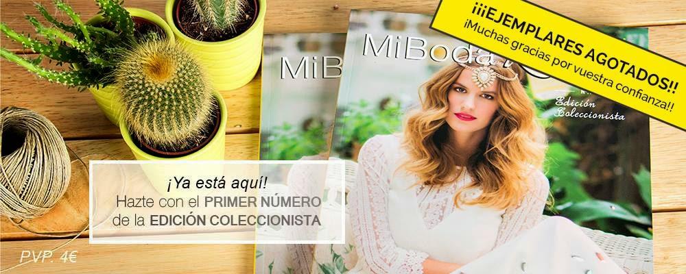 Revista de Bodas originales Mi Boda Rocks Edición Coleccionista