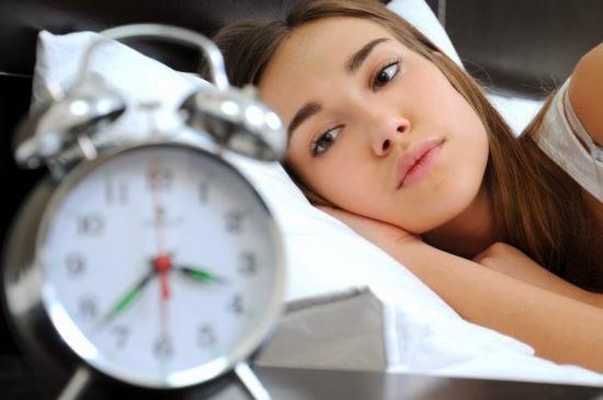 tips atasi susah tidur