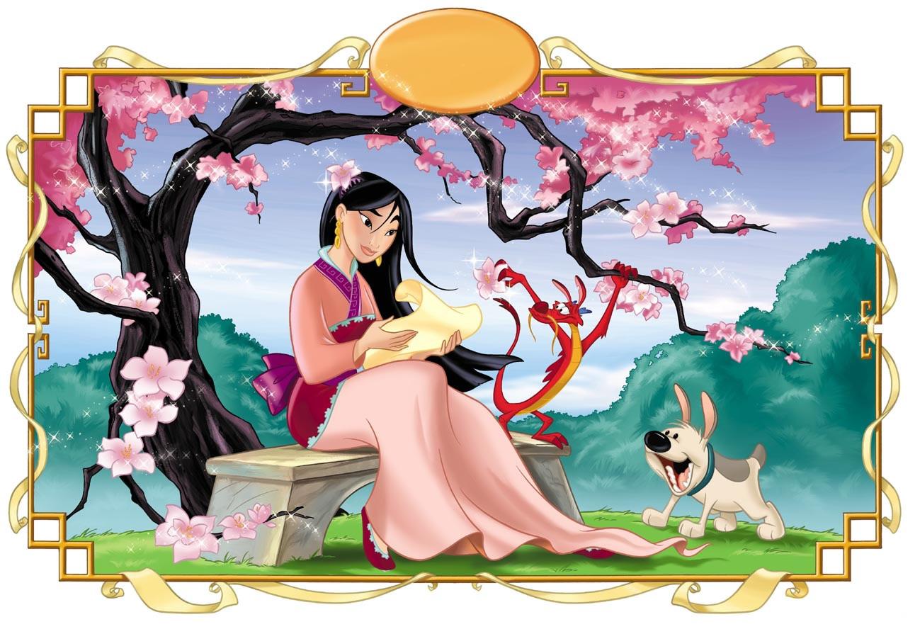 13 disney princess mushu mulan characters wallpaper. Black Bedroom Furniture Sets. Home Design Ideas