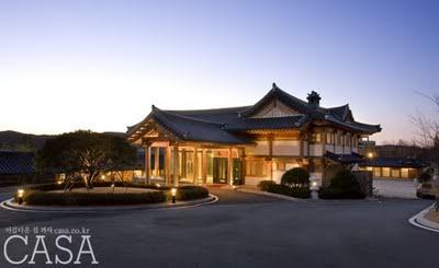 gambar deretan rumah mewah drama korea catatan iilajah