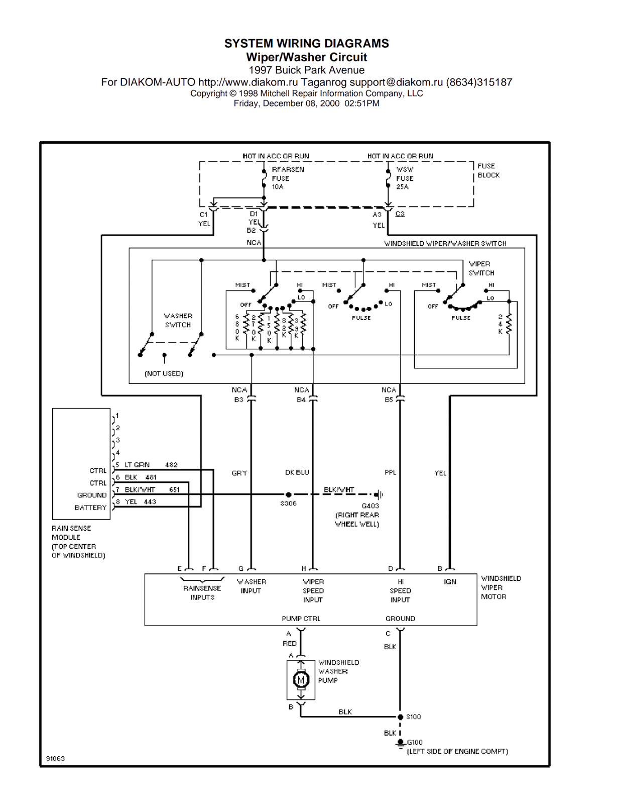 wiring diagrams and free manual ebooks  1997 bmw 318i