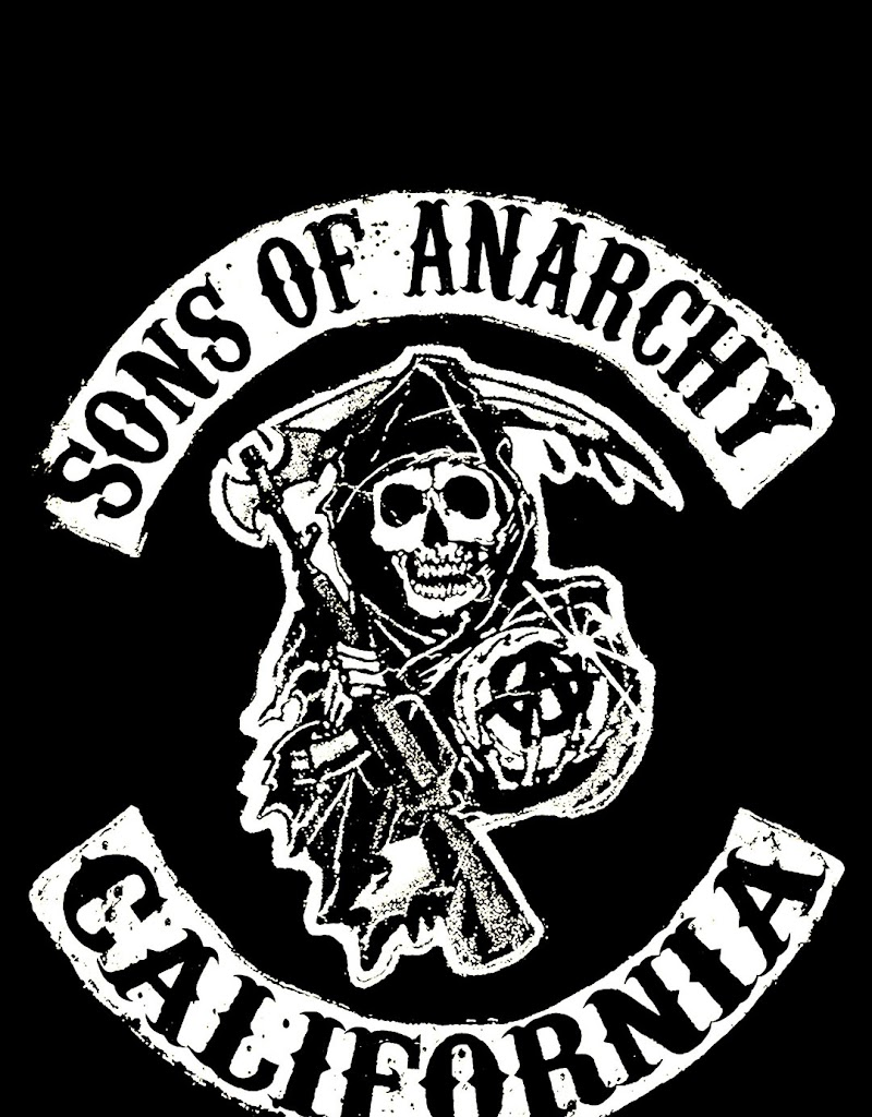 the gallery for gt sons of anarchy logo vector