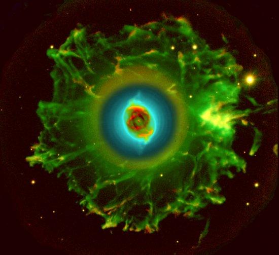 Puede ser el Universo una gran célula de un organismo vivo? Ciencia4_80