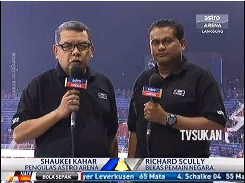 Johor Darul Takzim (JDT) VS lawan Kelantan 29 Jun 2013