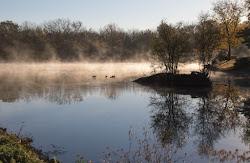 Morgenstimmung in Missouri
