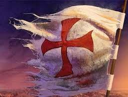 El reino del Norte (José Javier Esparza) -- Bandera cristiana