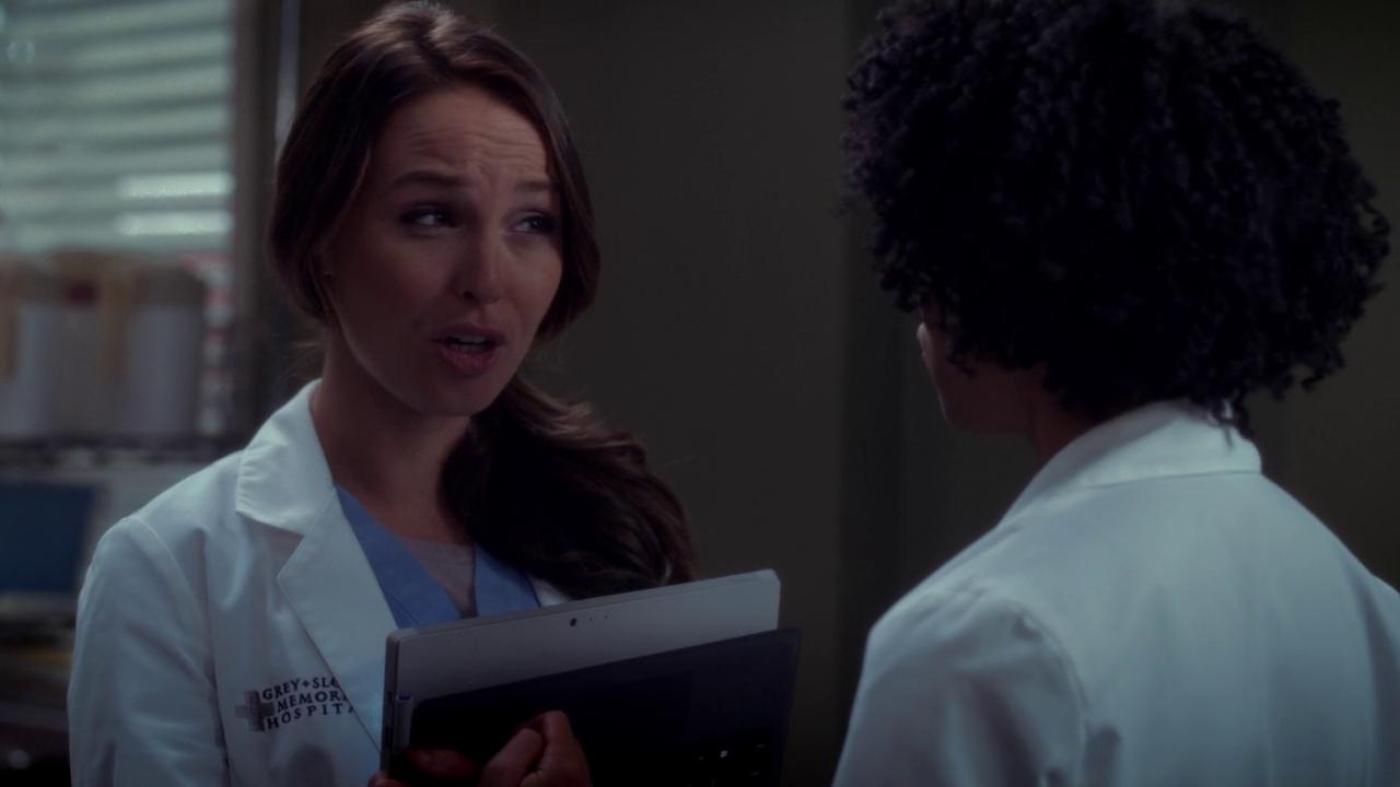 Grey's Anatomy 11x02