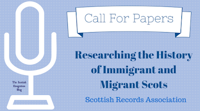 Scotland, Immigration, Migration, Scottish Records