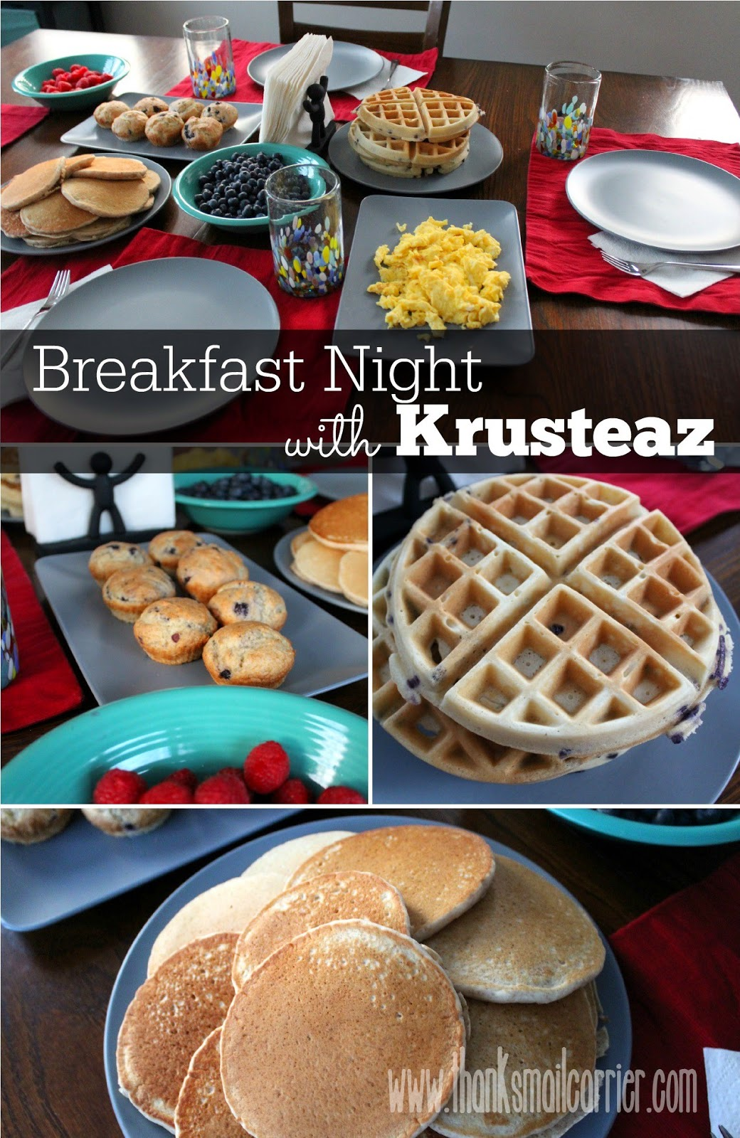 Krusteaz Breakfast Night