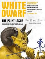 White Dwarf Weekly número 94 de noviembre