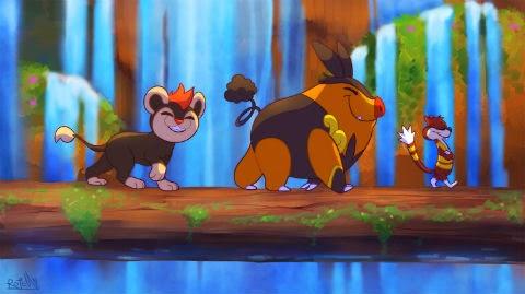 Hakuna Pokémontata