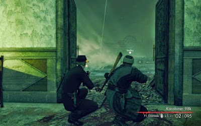 Sniper Elite Nazi Zombie Army Games PC