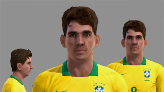 Oscar Face PES 2013 by Junior_Tiroles