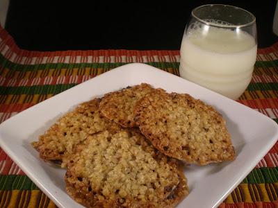 Daring Bakers: Florentine Cookies