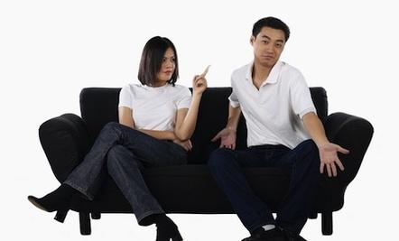How To Make Suggestions Without Nagging  - man woman couples nagging