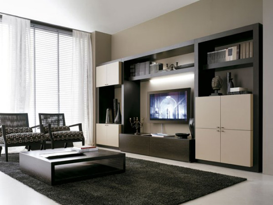 modern new living room design showcase furniture
