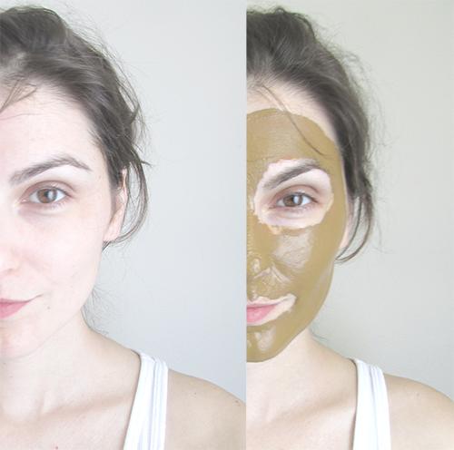 Zakia's Morocco face mask