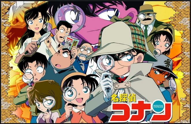 Download Detective Conan Episode 1