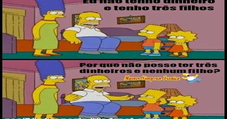 Homer simpson ironico - Bart simpson nu ...