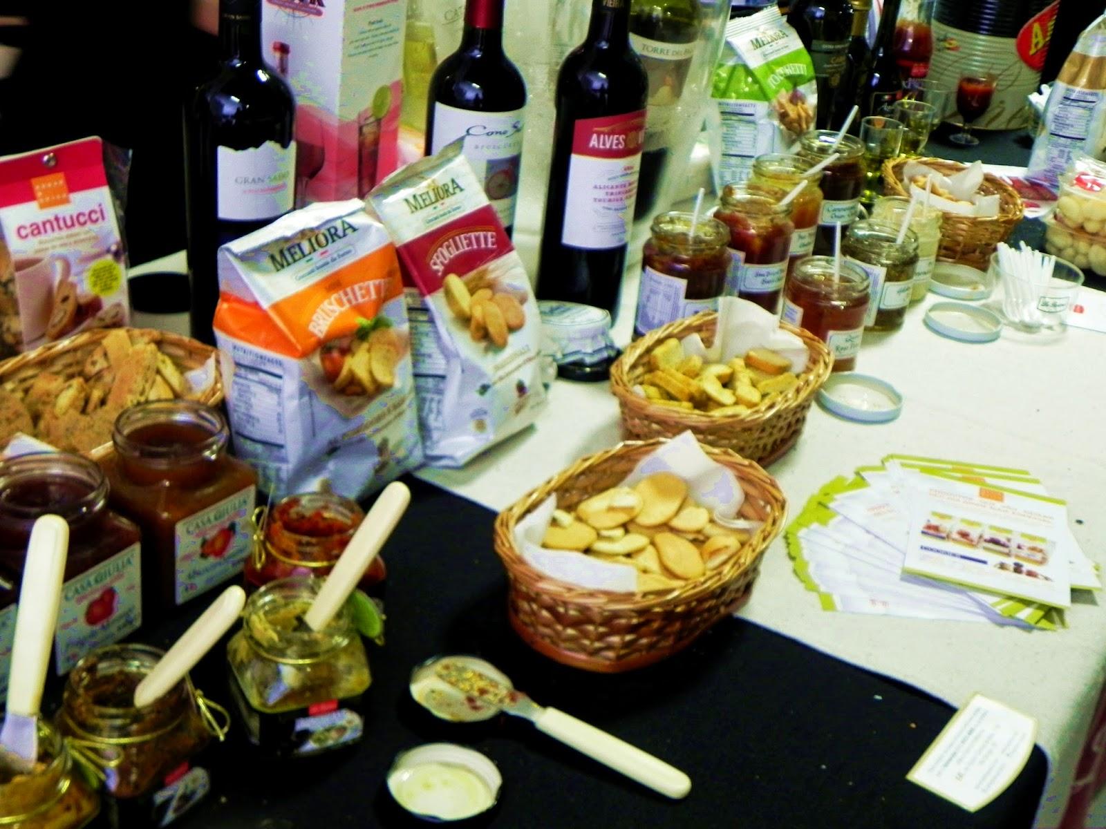 produtos la pastina importadora no 3 encontro gourmet