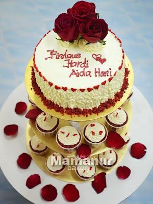 Wed. cake 6