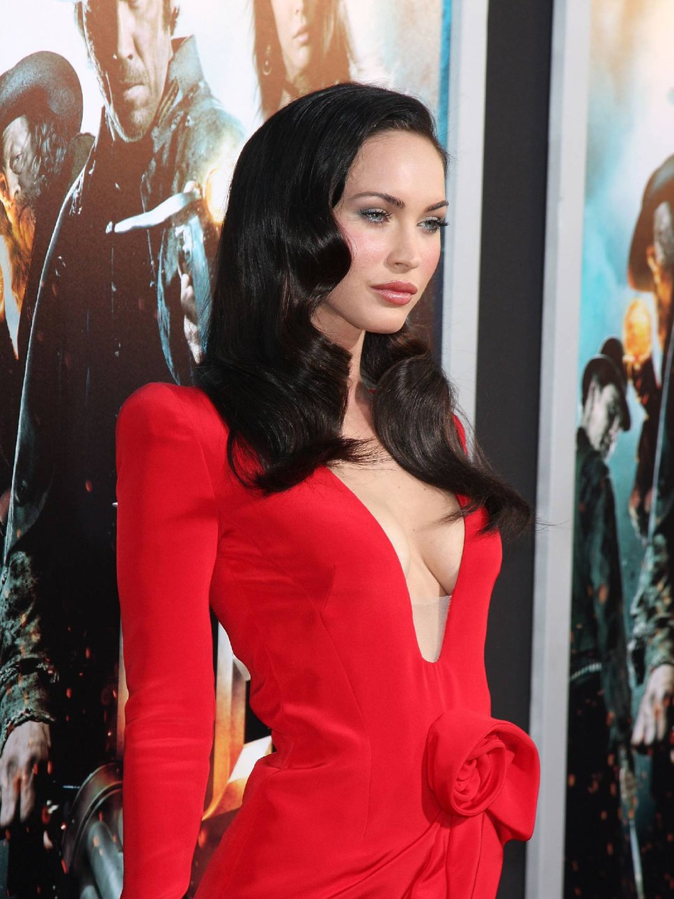 Megan Fox Hairstyles Cool Picture Hairstyles Haircuts