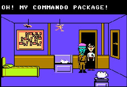 The Man-Cave Remembers: Maniac Mansion