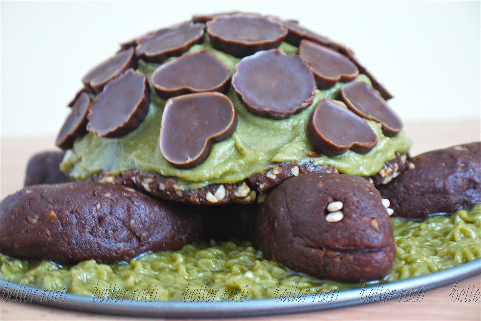 Chocolate Tortoises Recipe — Dishmaps