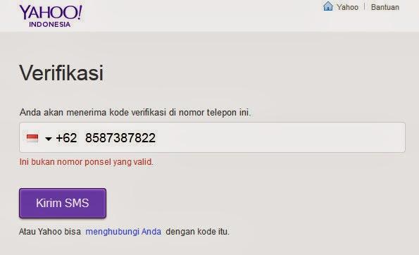 Cara Buat Email Yahoo Terbaru 2014 3