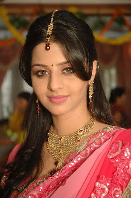 Actress Vedika Saree Photos