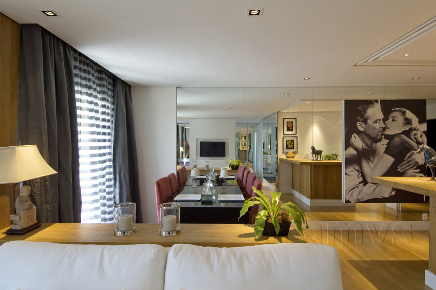 Decor assinado diquinhas para apartamentos pequenos for Como decorar ambientes pequenos