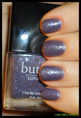 Butter London no more waity katie review