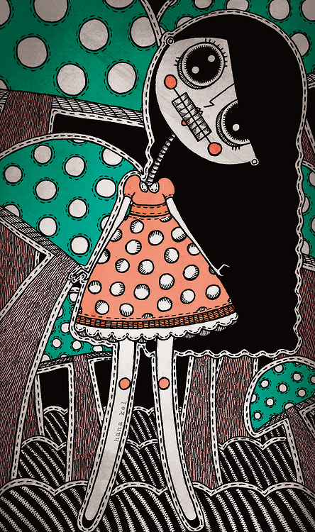 Doctor Ojiplático. Hana Kei. Ilustración | Illustration