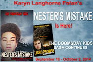 Nester's Mistake Blitz & Giveaway!