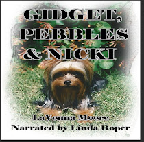 Gidget, Pebbles and Nicki