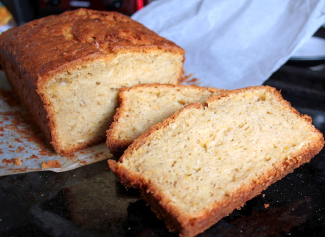 Use parsnips instead of carrots to make this delicious sweet and slightly earthy loaf