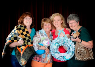 Zena Kennedy, Janette Taylor, Liz Collett, Lyn Whiteoak