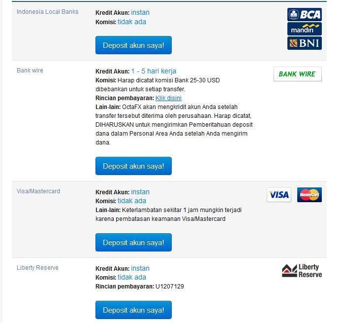 Forex gratis tanpa deposit 2013