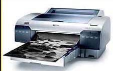 Error Printing Epson 9800