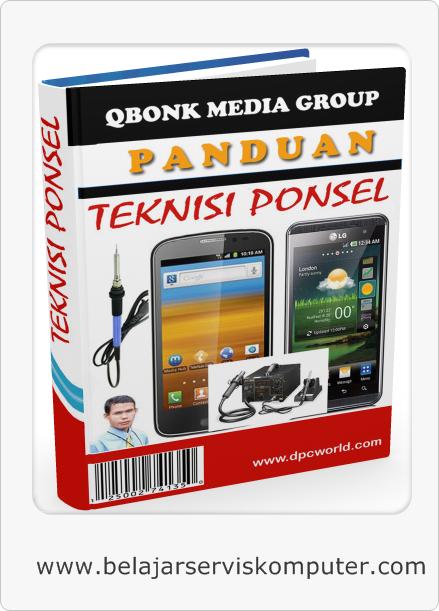 Buku Panduan Teknisi Handphone/Ponsel Lengkap