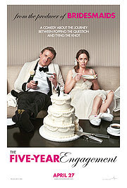 Watch The Five-Year Engagement 2012 Movie