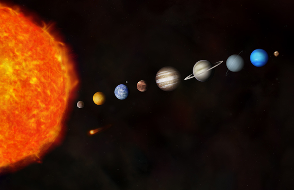 how many planets in our solar system - photo #19