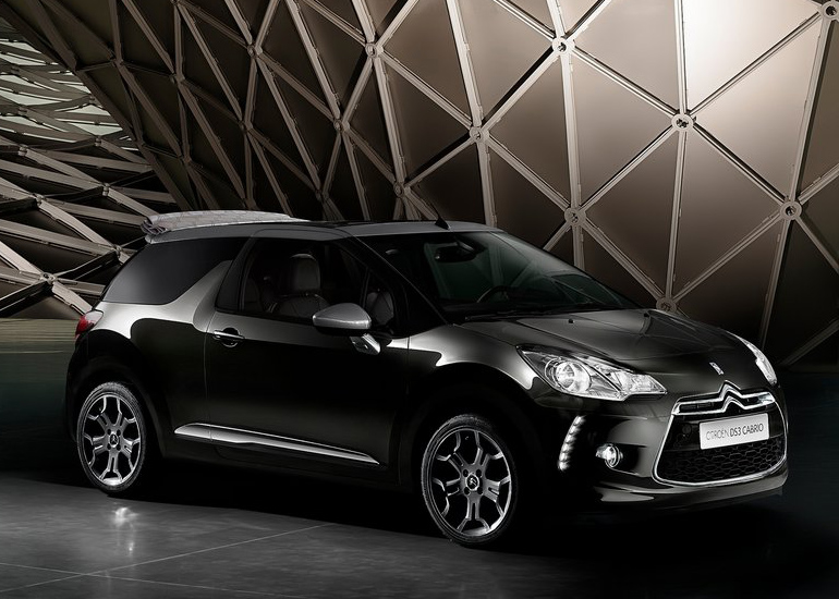 2014 Citroen Ds3 Cabrio New Cars Pictures