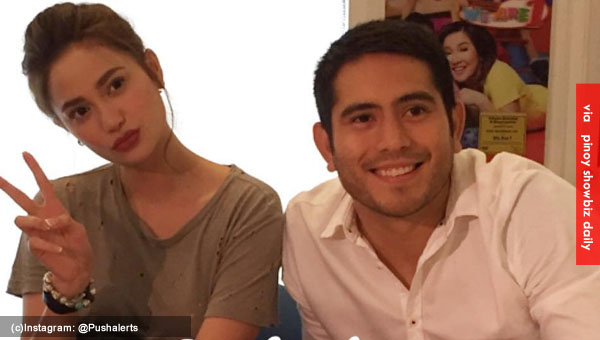 Gerald Anderson and Arci Munoz, to star in a Post-Valentine movie