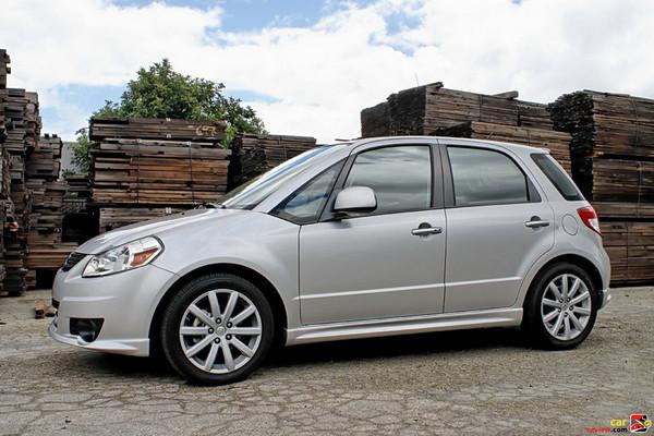 sporty car suzuki sx4 new model 2012. Black Bedroom Furniture Sets. Home Design Ideas