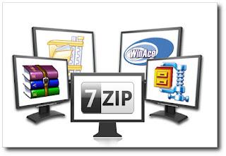 Programas para la compresión de archivos